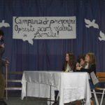Stei: Dezbatere pe tema prevenirii violentei in familie