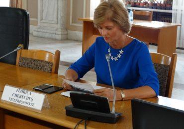 Florica Chereches, catre Valentin Popa: Ce criterii aveti in vedere privind evaluarea Colegiilor, Liceelor si Grupurilor Scolare?