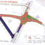 Circulatia auto pe strada Onestilor a fost redeschisa, insa se circula cu restrictie de 30 km/h