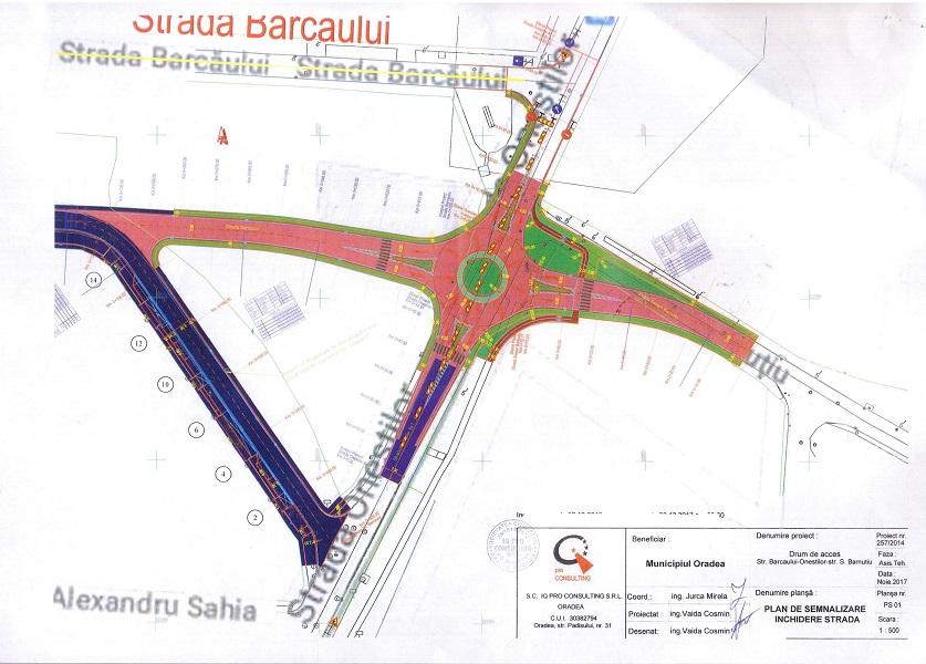 Harta Zona Onestilor - Barnutiu