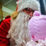 Mos Craciun va sosi la Oradea cu trenul, sambata 23 decembrie. Vezi ce program are mosul