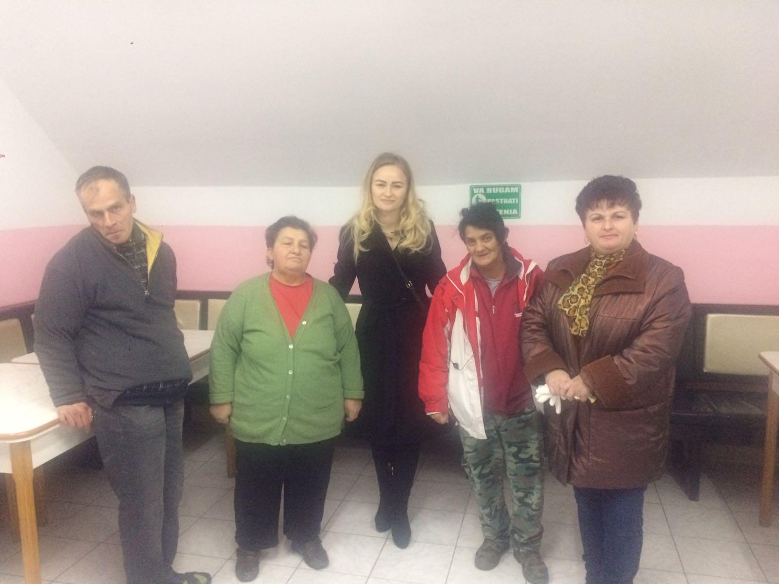 OFL Oradea mese calde persoane defavorizate