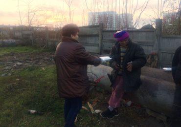 Femeile liberale din Oradea au organizat actiuni caritabile si mese calde pentru persoanele defavorizate
