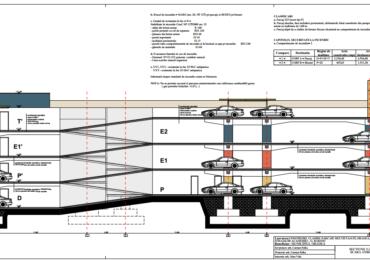 Start in proiectul construirii parcarii Vointa. Parcarea va avea 340 de locuri