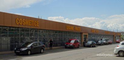 Pieton lovit de o masina, intr-o piata agroalimentara din Oradea