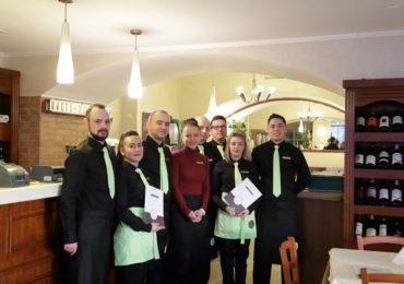 Restaurantul Crinul Alb