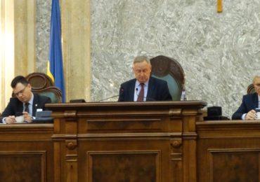 Senatorul liberal Cornel Popa si-a prezentat raportul de activitate pe 2017
