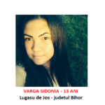 DISPARUTA! O minora de 13 ani din Lugasu de Jos este data disparuta si acum