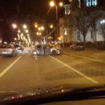 Un tanar de 25 de ani a provocat un accident, în timp ce conducea sub influența alcoolului.
