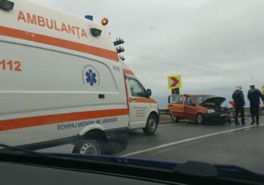 Accident mortal langa Diosig!  O fetita de 1 an a murit, iar 3 persoane transportate in stare grava la spital