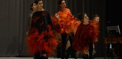 Ansamblul Nagyvárad prezintă un nou spectacol de teatru-dans