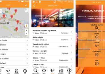 BusBihor, prima aplicatie mobila, din tara, de monitorizare a curselor de autobuze din judet