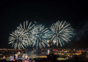 Artificii Revelion Oradea 2018