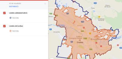 De acum poti verifica daca terenul tau e intra sau extravilan. Primaria a creat o harta! (FOTO))