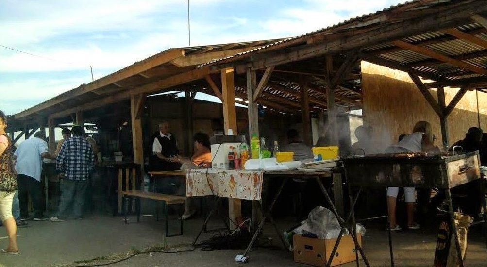 Razie a politistilor bihoreni in Piata din Tinca. Ce au verificat si ce au confiscat acestia