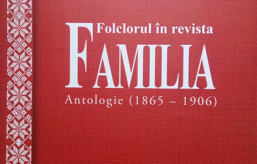 Revista familia Folclor