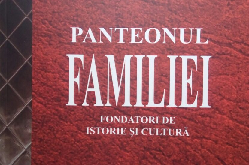 Revista familia Panteon