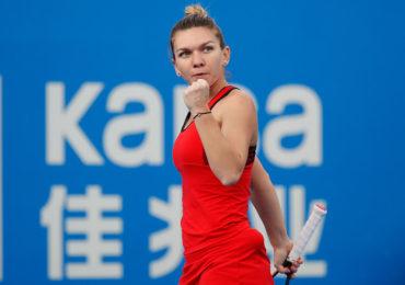 Simona Halep victorioasa la Shenzhen, castigand finala, in fata Katerinei Siniakova (Cehia) cu 6-1, 2-6, 6-0