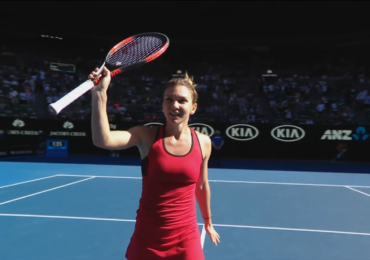 Halep se califica, in premiera, in semifinale la Australian Open (VIDEO)