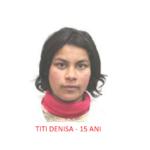 Minora de 15 ani din Ciumeghiu este data disparuta de familia ei