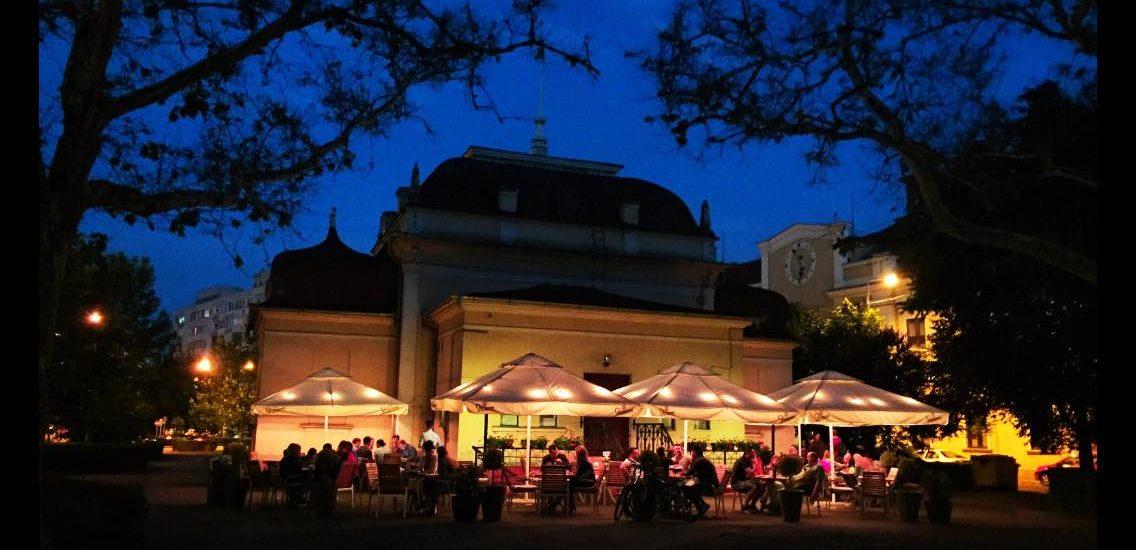 Baraw, un restaurant cochet, in locul fostului Chanson (Muzeul Ady Endre)