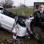 Un oradean de 35 de ani a murit in urma unui impact devastator cu masina, pe Borsului