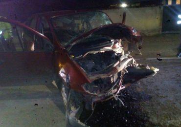 Accident mortal in Telechiu. Un sofer fara permis a izbit violent un cap de pod