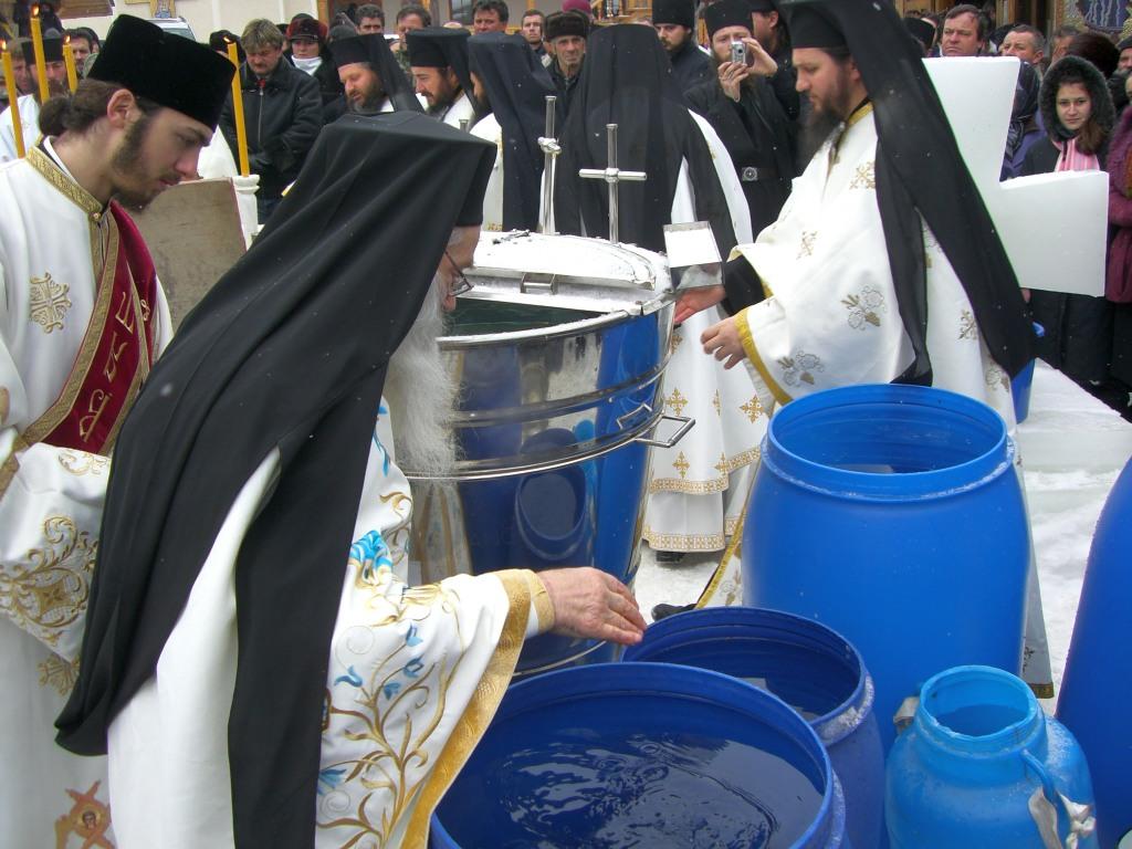 boboteaza in transilvania