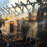 Incendiu in Hidisel, in aceasta noapte, provocat de un echipament electric defect