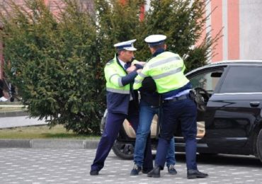 Barbat retinut de politisti, dupa ce a dat 3 spargeri in Oradea, in luna martie