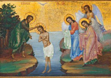 Sfantul Ioan Botezatorul. ISTORIC – TRADITII SI OBICEIURI. Viata si faptele (AUDIO)