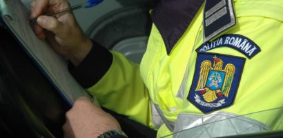130 de conducători auto sancționați de poliţiştii rutieri în acţiune, intr-o singura zi