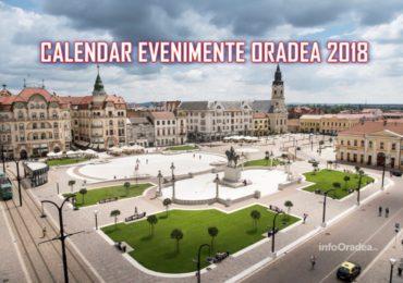 Evenimente Oradea 2018. InfoOradea va prezinta calendarul evenimentelor din acest an