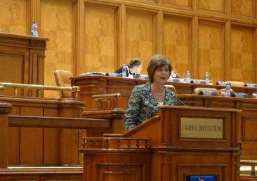 """Florica Chereches: """"Editura PSD"""", un nou mod de a controla învățământul românesc"""""""