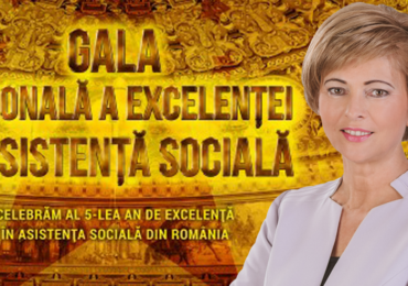 "Deputatul Florica Chereches nominalizata la premiul ""Politicianul anului"", in cadrul Galei Nationale a Excelentei in Asistenta Sociala"