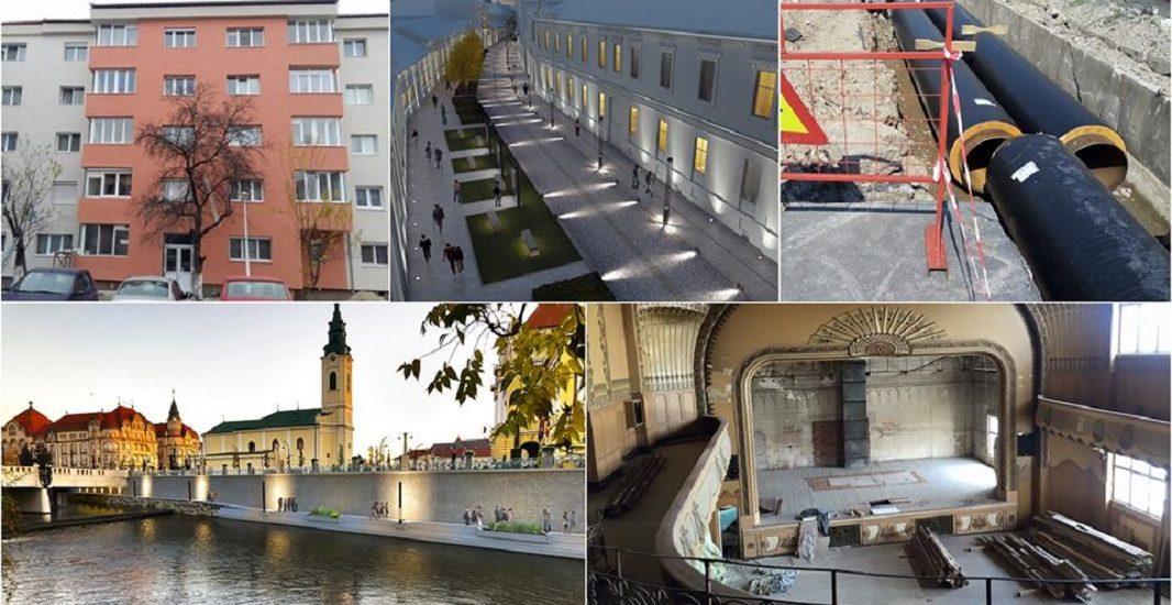 Mircea Malan: Oradea va atrage 46 de milioane de euro, fonduri europene, pentru proiectele sale