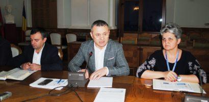 Mircea Malan: Atragerea de fonduri europene este cheia dezvoltarii Oradiei