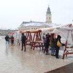 50 de standuri cu martisoare, montate in Piata Unirii si alte 74 de amplasamente in Oradea. Vezi unde