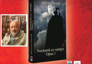 """Scriitorul si publicistul Stelian Tanase isi lanseaza cartea """"Nocturna cu vampir"""" la Oradea"""