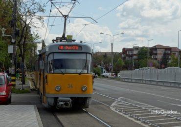 Incepand de azi, tramvaiele de pe ruta Gojdu-Gara-Olimpiadei nu vor circula pana luni. OTL introduce o linie de autobuz. Vezi unde vor fi statiile
