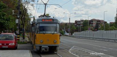 Programul de circulatie a autobuzelor si tramvaielor pentru weekendurile cu restrictii