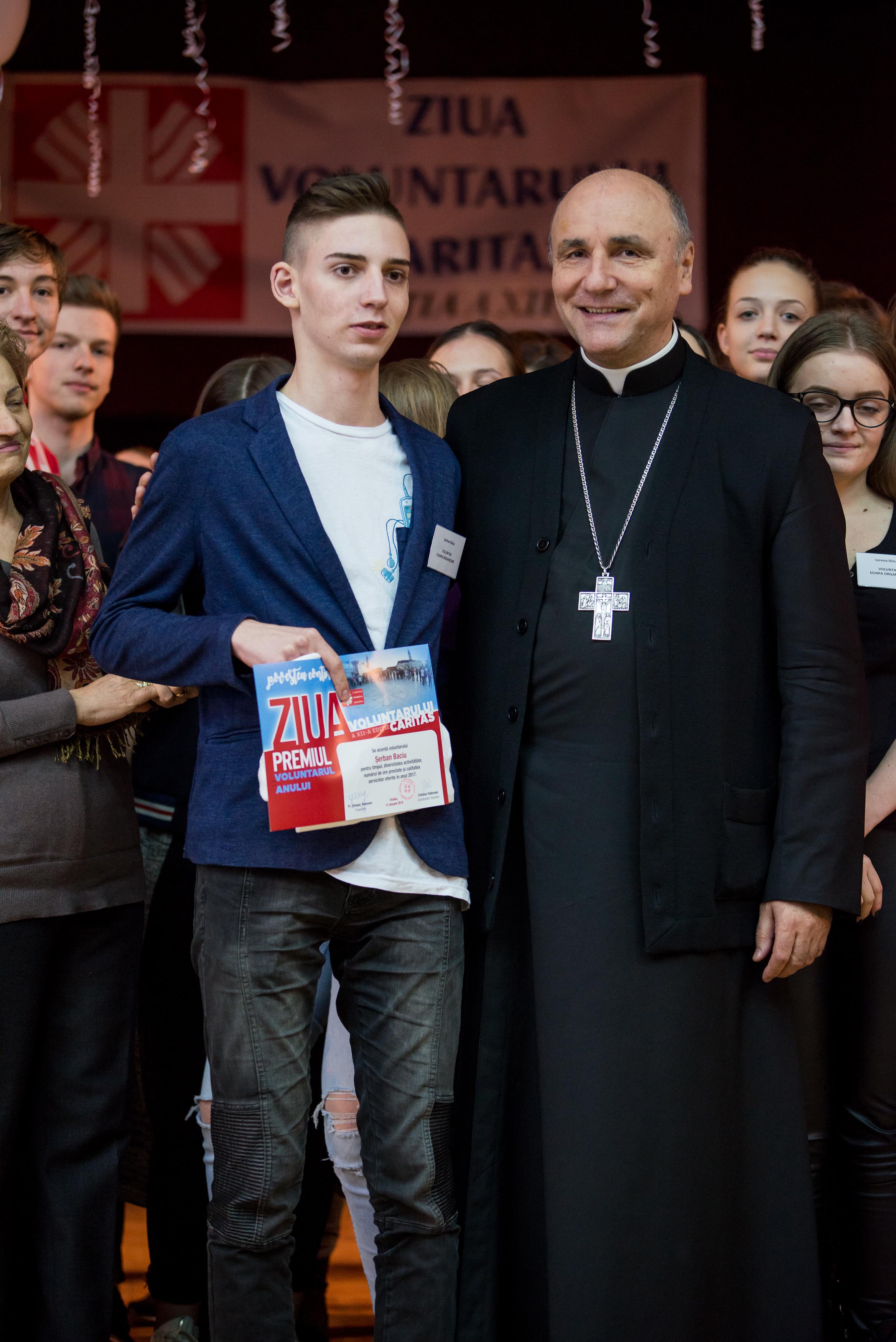 Voluntarul Anului 2017