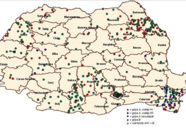 DSP Bihor: Numarul infectiilor respiratorii este peste cel de anul trecut. Cinci morti in Bihor