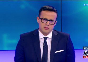 Antena 3 si Mihai Gadea, implicati intr-un posibil santaj la adresa DNA. (Inregistrare DNA)