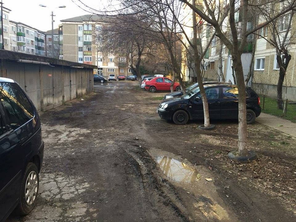 parcare domiciliu Cantacuzino