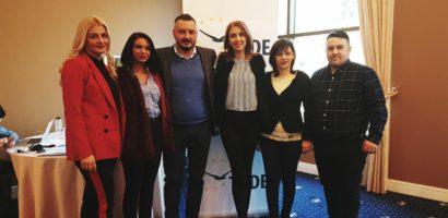 """Tinerii din ALDE au invatat despre valorile liberale la """"Scoala politica de iarna a TLDE"""""""