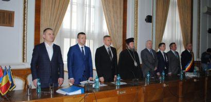 100 de ani de la Unirea Basarabiei cu Romania, marcat si la Primaria Oradea