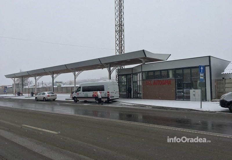 OTL inaugureaza autogara de pe Bulevardul Stefan cel Mare, a treia autogara din Oradea (FOTO)