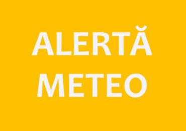 COD GALBEN de vant puternic si averse de ploaie, pentru judetul Bihor, pana la ora 14:00