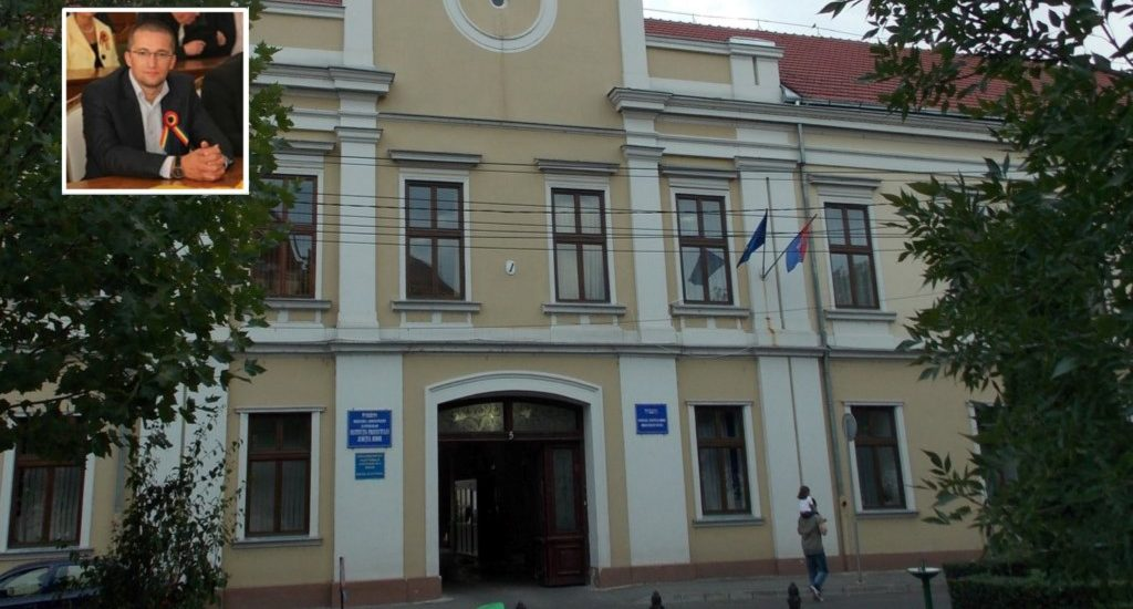 Consilierul Judetean Sebastian Lascu in razboi deschis cu Consiliul Judetean Bihor